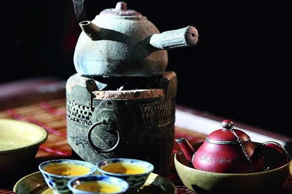 organic, fair trade, green tea