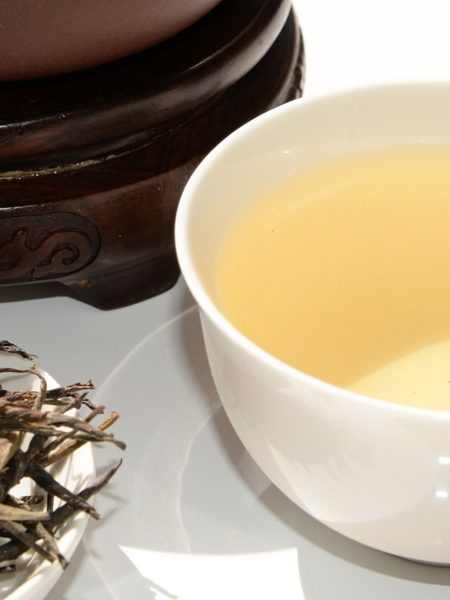 organic buddhist tea