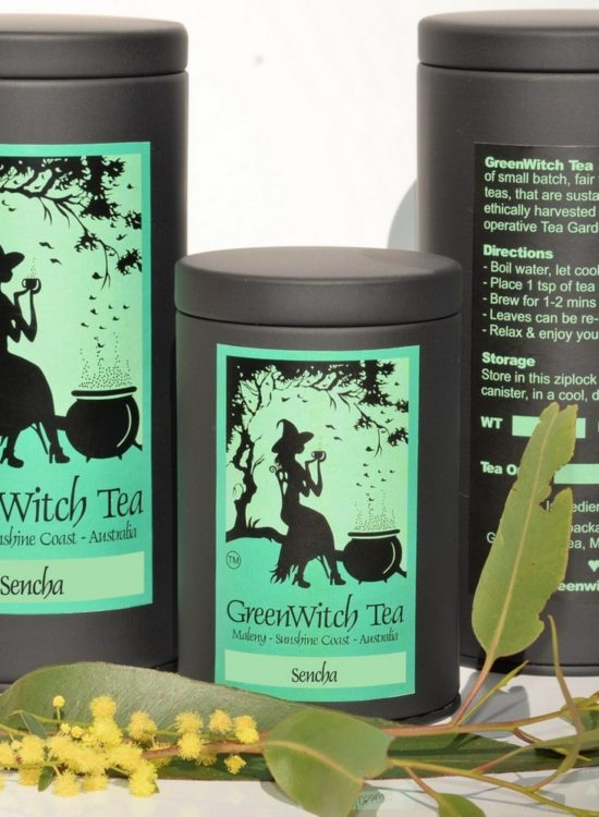 organic green tea sold in Australia