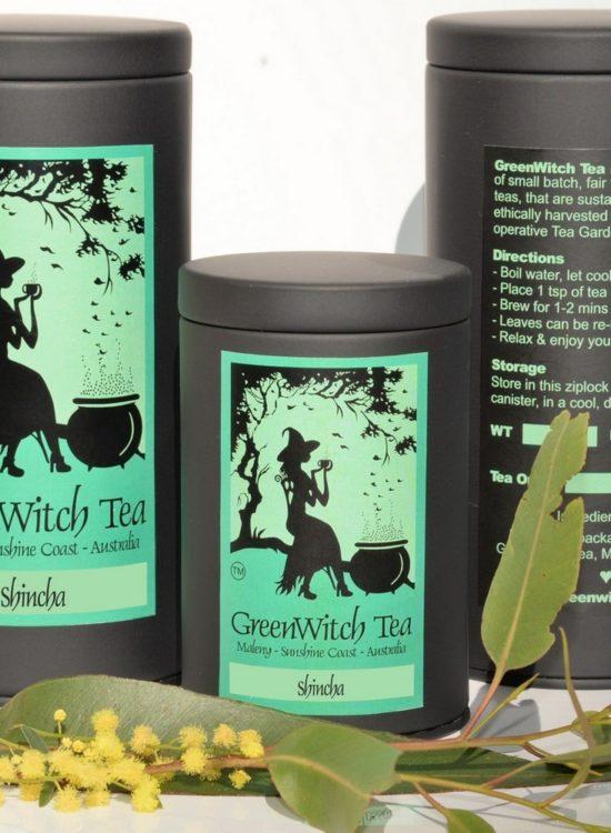 organic green tea sold in australia