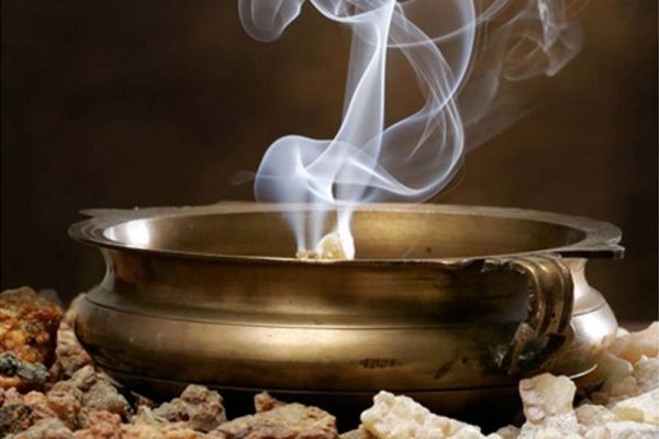 Healing Power of Frankincense