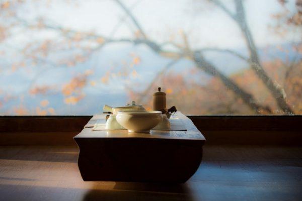 The Simplicity of Tea