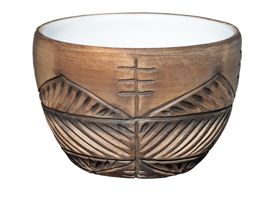 Asian Style Large Handmade Tea Cup