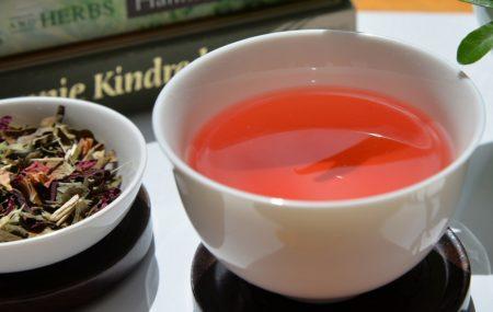 longevity tea, anti-aging tea